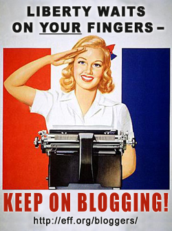 keep on blogging